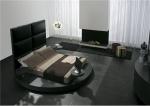 Луксозни тапицирани кръгли спални цена