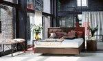 Тапицирано легло за всички размери матрак