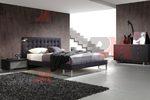 Поръчкова изработка на дизайнерски тапицирани спални