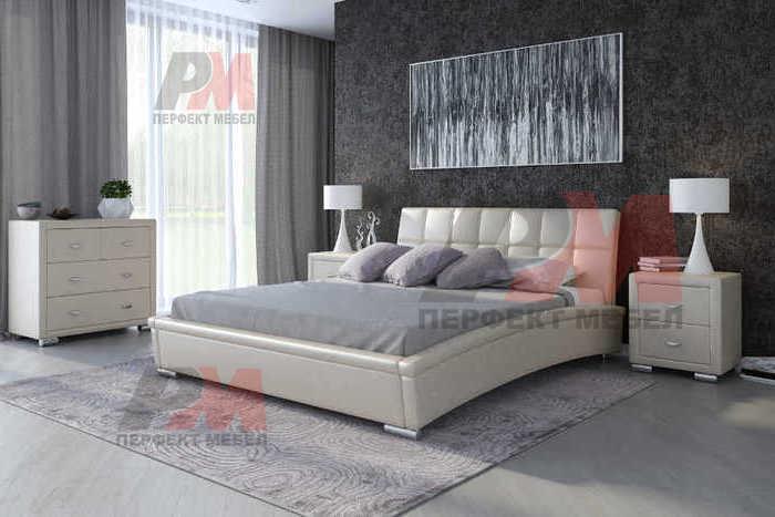 Дизайнерски тапицирани легла
